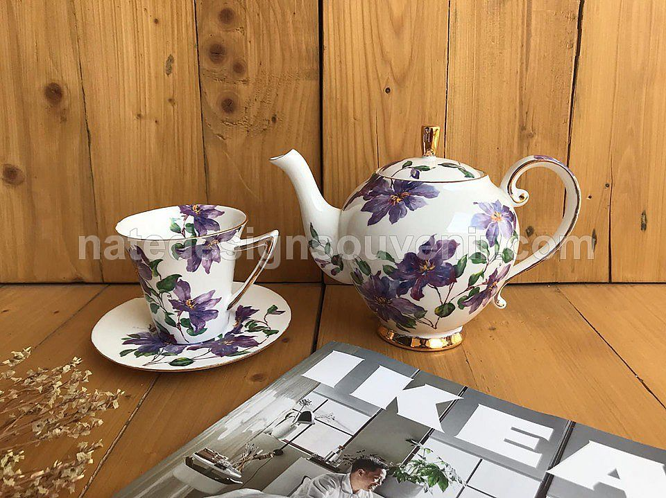 Teaset with Import Quality